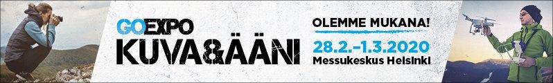 Kuva ja Ääni 2020 logo