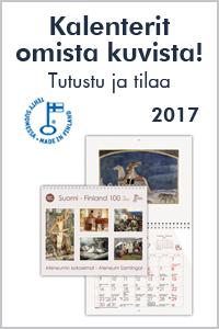 Omat 2016 kalenterit