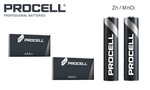 PROCELL Professional LR-3 AAA-paristo (10-pack) - 5 kpl -10%